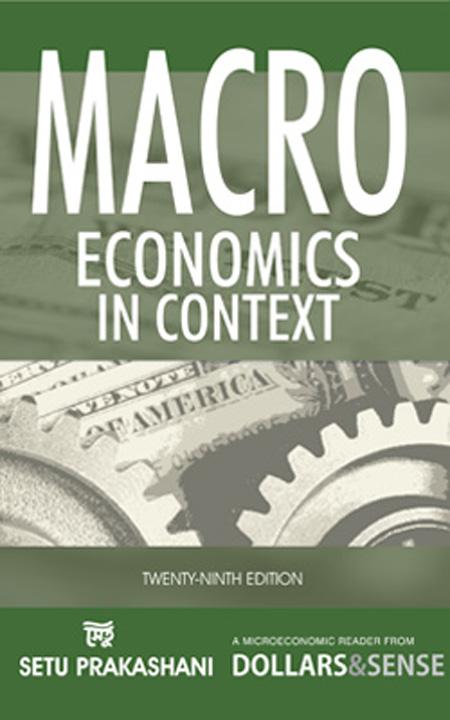 Macro Economics In Context
