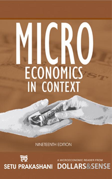 Micro Economics in Context