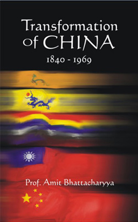 Transformation of China 1840-1969